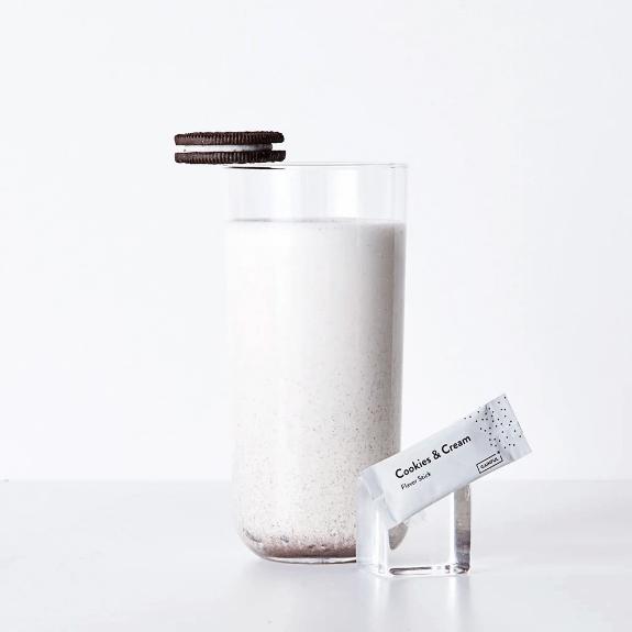Cookies & Cream Protein Shake