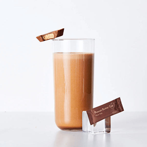 Peanut Buttercup Protein Shake