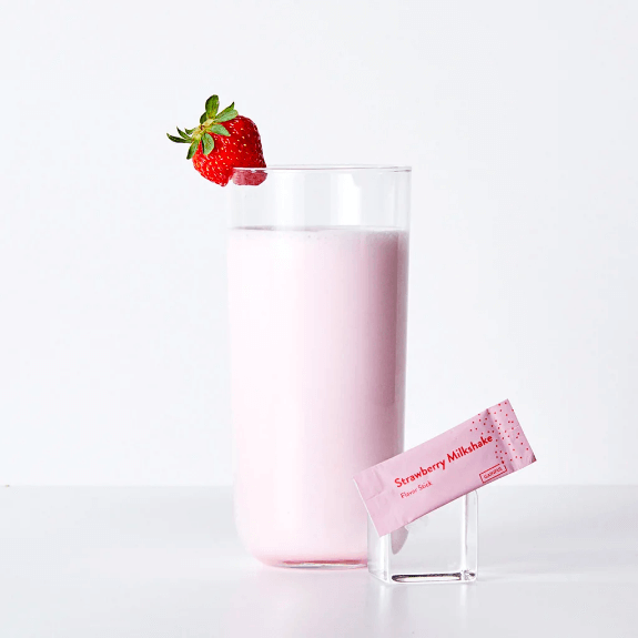 Strawberry Milkshake Protein Shake